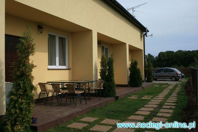 Nowe apartamenty w Sarbinowie.
