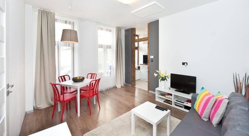 Nowoczesny Apartament w Centrum Gdańska