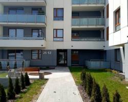 Nowoczesny Apartament w Centrum