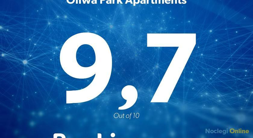 Oliwa Park Apartments