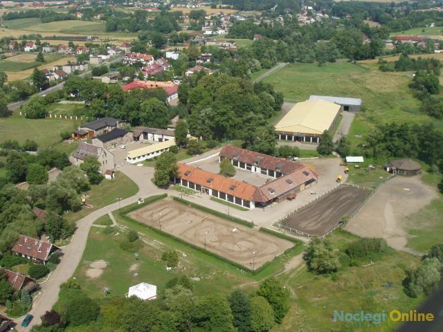Ośrodek Jeździecki Zbrosławice