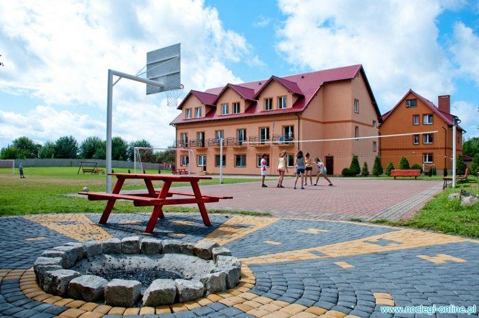 Ośrodek Kolonijno - Wczaowy BAZYLAK