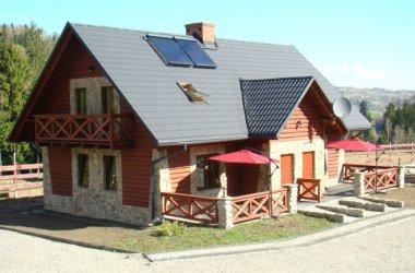 Ośrodek Na Borach - całoroczne domki w górach