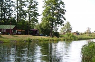 Ośrodek rekreacyjno-wędkarski w Imionku