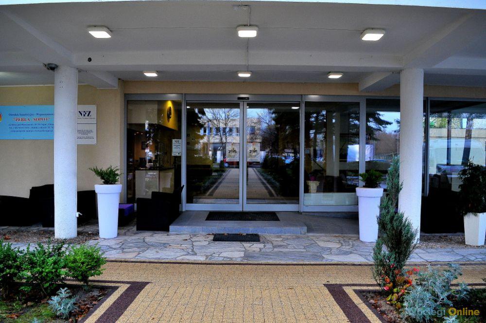 Ośrodek Sanatoryjno - Rehabilitacyjny Perła