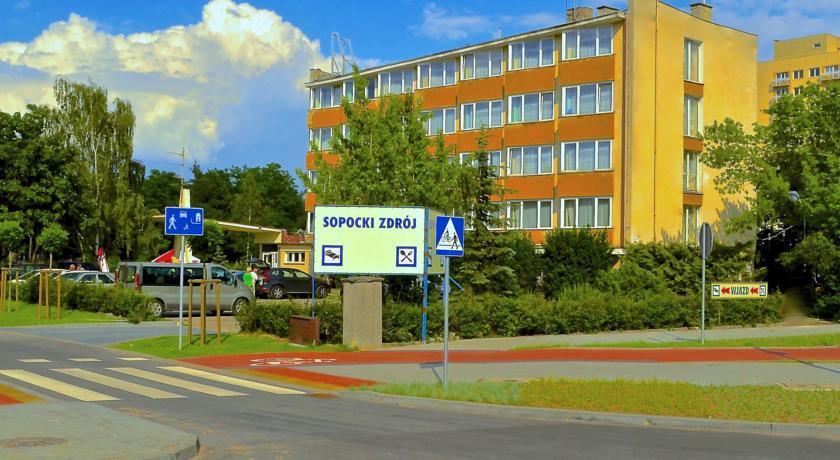 Ośrodek Sopocki - Zdrój
