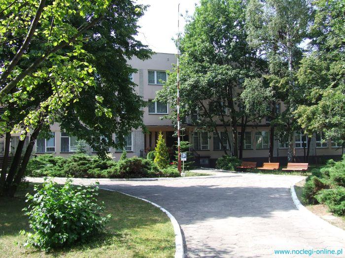 """Ośrodek Szkoleniowo- Hotelowy """"Leśne zacisze"""""""