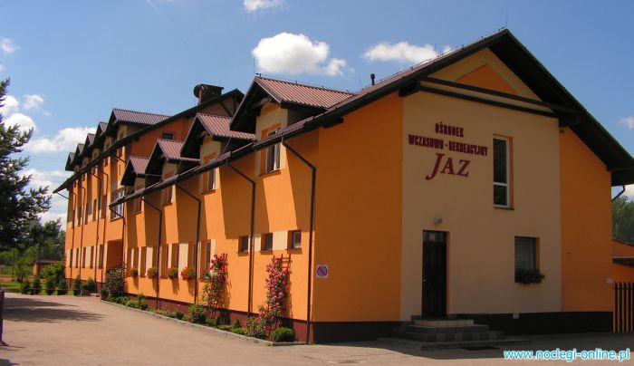 Ośrodek Wczasowo-Rekreacyjny JAZ i Villa JAZ