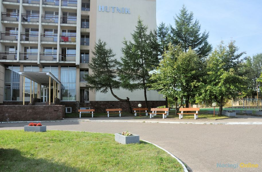 Ośrodek Wczasowy HUTNIK