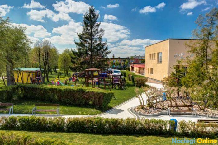 Ośrodek Wypoczynkowo-Rehabilitacyjny BESKID