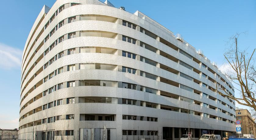 Oxygen Central Apartments