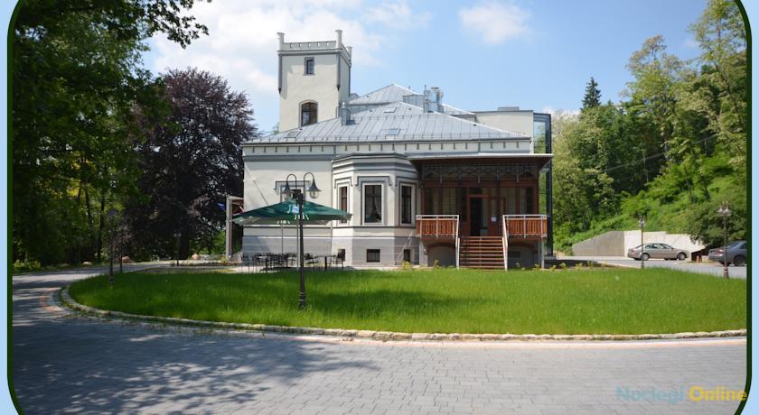 Pałac Grudynia Wielka