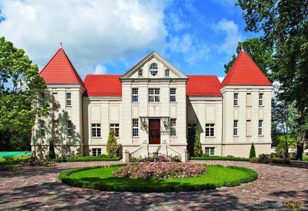 Pałac Pacółtowo Wzgórza Dylewskie