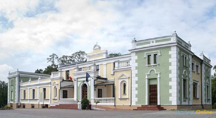 Pałacyk w Lisewie