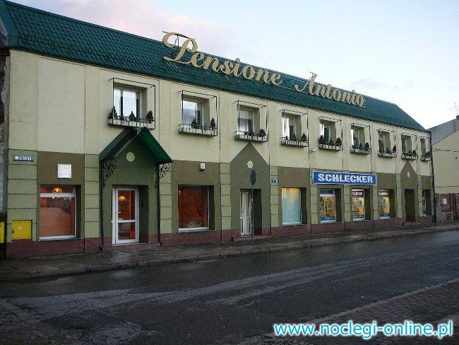 Pensione Antonio - Hotel w Słupsku