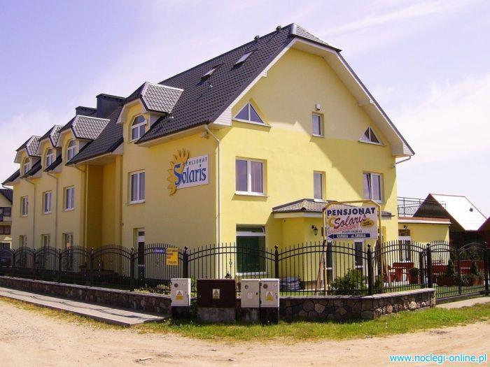 Pensjonat SOLARIS - Wczasy nad morzem
