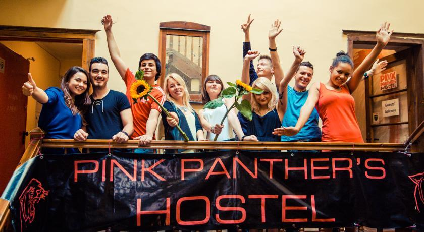 Pink Panther's Hostel Private