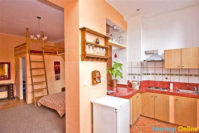 Pokoje, apartamenty 10 m od plaży w Sopocie