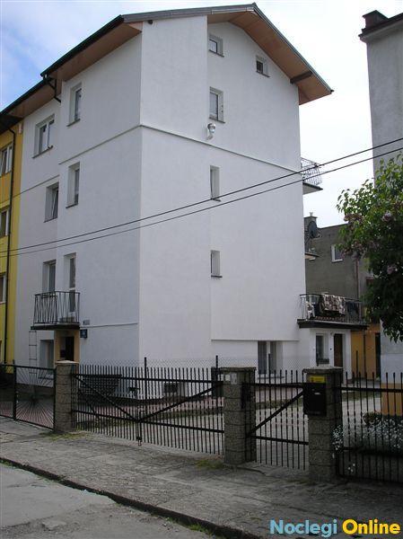 Pokoje do wynajęcia w Mielnie u Mai