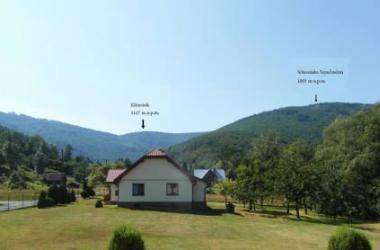 Pokoje / dom w górach