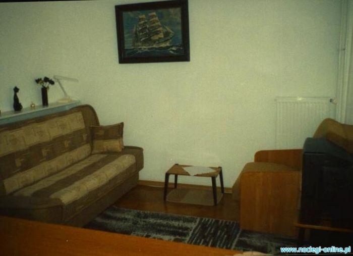 Pokoje gościnne U IRENY