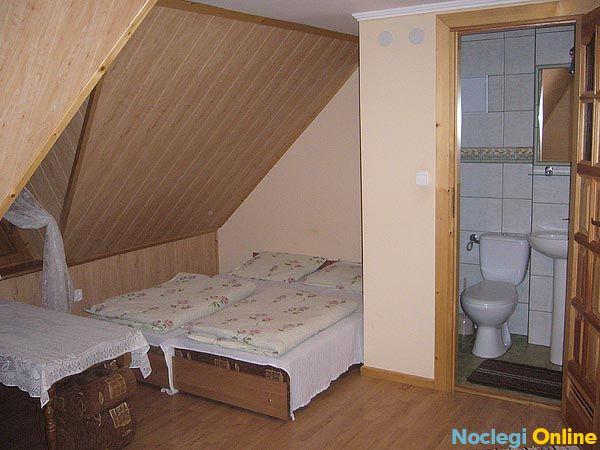 Pokoje gościnne u Michaliny