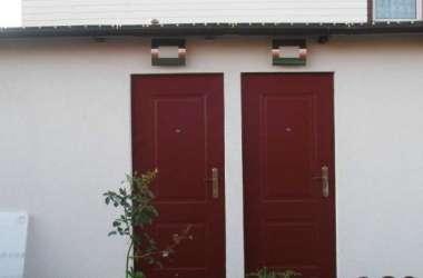 Pokoje i domek w Dźwirzynie