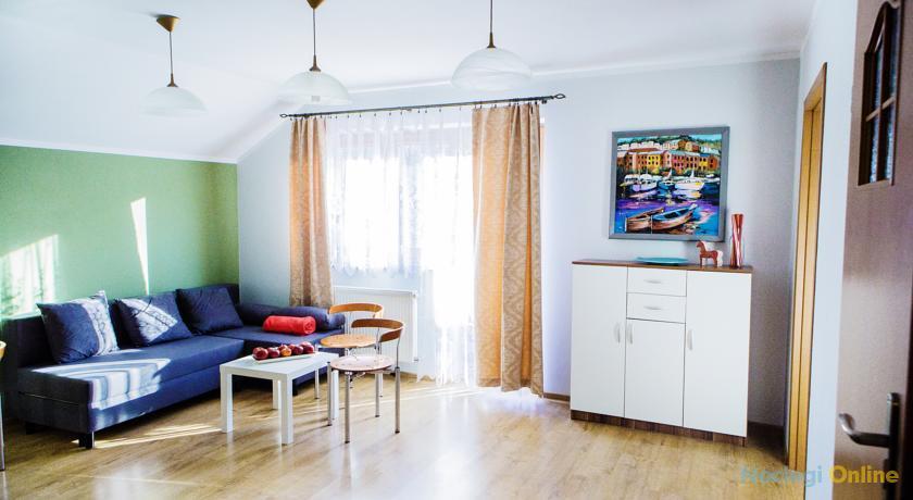 Pokoje przy Myśliwskiej