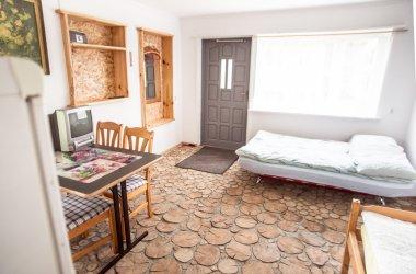 Pół domek w Bieszczadach