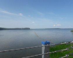 Posesja nad jeziorem