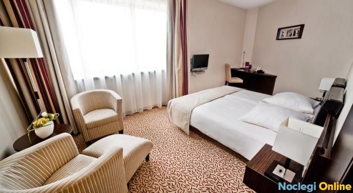 Qubus Hotel Łódź ***