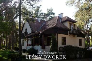 """Restauracja Pensjonat """"Leśny Dworek"""""""