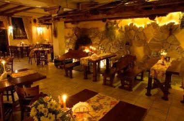 Restauracja-Pokoje gościnne *OLIMPIA*