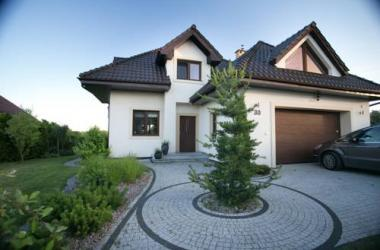 Rewska Przystań - Dom z balią ogrodową