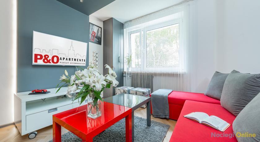 Rondo ONZ P&O Apartments