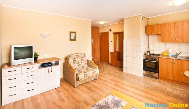 Samodzielny dom oraz apartamenty