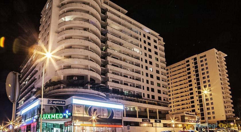 Sky Apartment - 1000 lecia