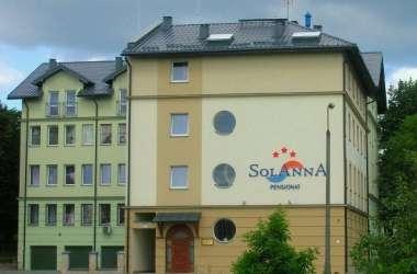 SOLANNA Pensjonat Uzrowiskowy & SPA