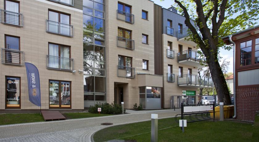 Sopockie Apartamenty - Metro Apartment