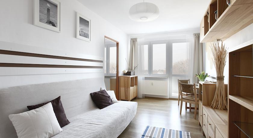 Sopockie Apartamenty - Seagull Apartment