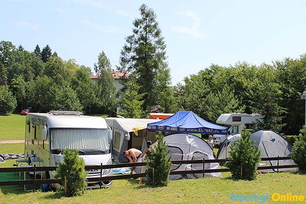 "Stanica i camping ""Wagabunda"""