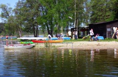 Stanica Wodna PTTK Bachotek