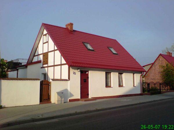Stara Jabłoń - dom rybacki