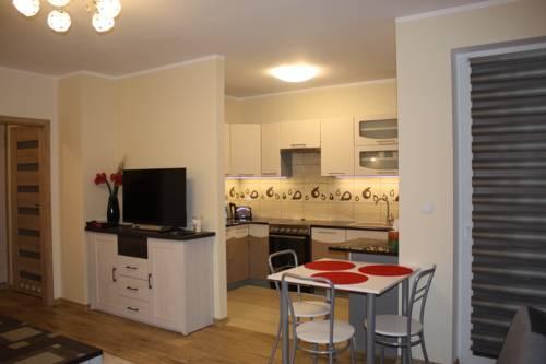 Studio - apartament w Piszu na Mazurach