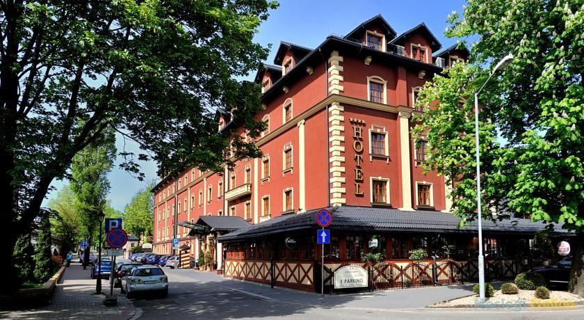 Hotel Diament Arsenal Palace Katowice - Chorzów ****