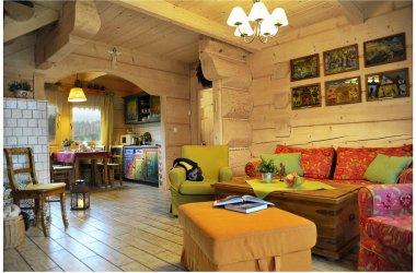 Tajgołka - domki w górach