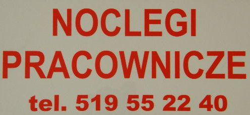 TANIE NOCLEGI KWATERY HOSTEL 519 55 22 40