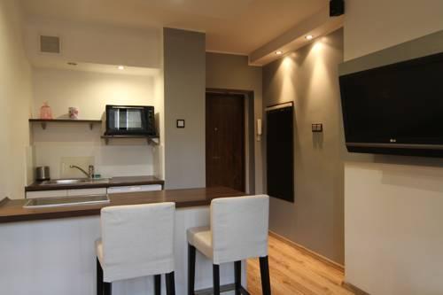 Top Apartments - Cosy Apartment - Kawalerka Przytulna