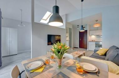 Top Apartments - Modern Studio