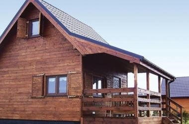 Two-Bedroom Holiday home Mscice with Lake View 03